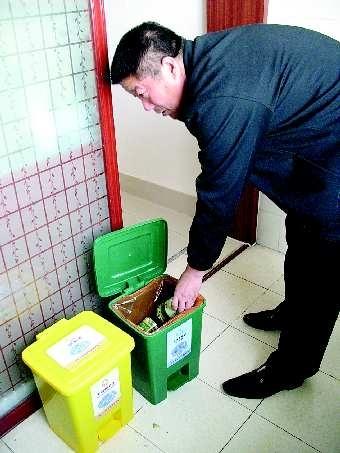 幼儿幼儿园手工纸箱垃圾桶