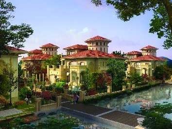 福布斯湾:国际顶级温泉别墅区