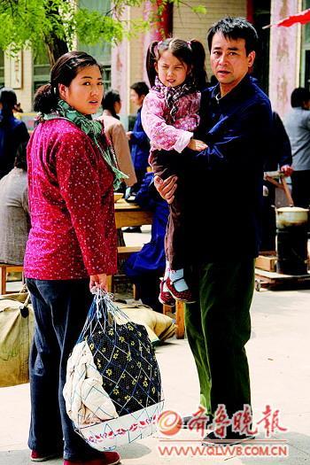 陕北插队的儿子林木,强行拆散林木与农村媳妇王小麦一家.刁蛮婆婆
