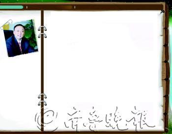 ppt 背景 背景图片 边框 模板 设计 相框 350_273