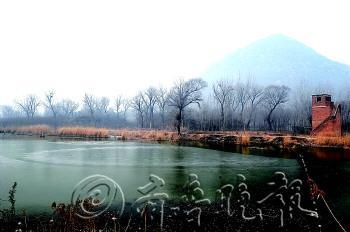 华山将成湖中岛