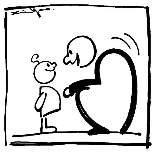 平等——从蹲下来与孩子说话做起.图片