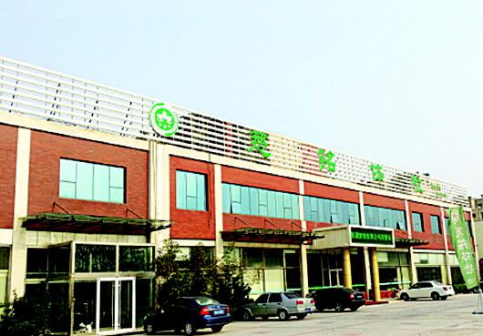 滨州慈铭体检位于滨州市滨城区渤海十一路与黄河