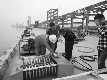港口企业防污染排查
