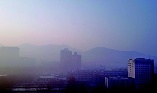 重污染天来袭,山东15城发预警